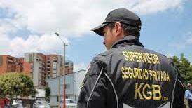 REENTRENAMIENTO VIGILANCIA KGB